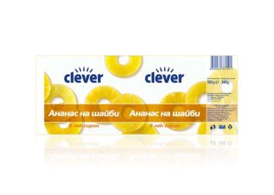02 Clever - BILLA Bulgaria