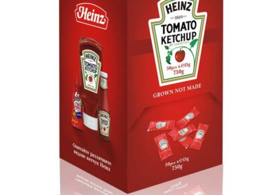 09 Heinz Hermes Commerce Ketchup box
