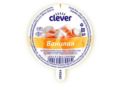 Clever Ice cream Vaniliq small