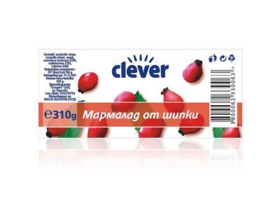 Shipkov marmalad Clever 310g Final