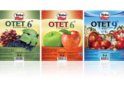 Yebo - Ocet